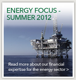 Energy Focus - Summer 2012