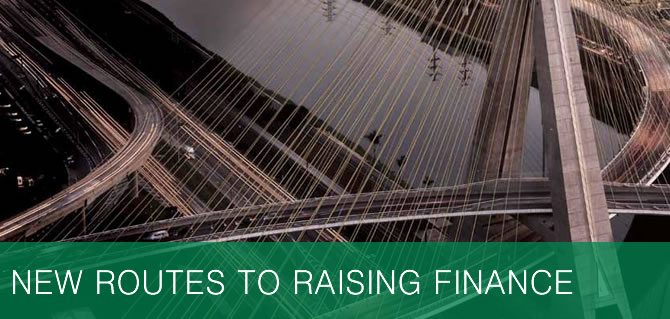 New Routes to Raising Finance