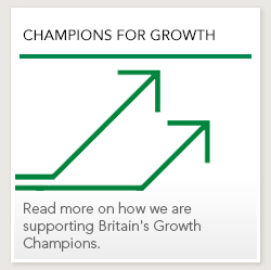 Champions for Growth