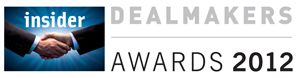 Dealmakers Awards 2012